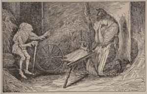 Rumpelstiltskin Louis Rhead The Fairy Book