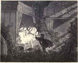 The Sleeping Beauty Gustave Dore Fairy Realm